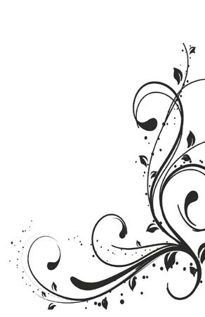 Матовый рисунок на стекло 499